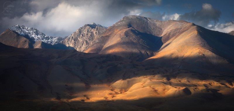 алтай, осень, горы, долина Светотениphoto preview