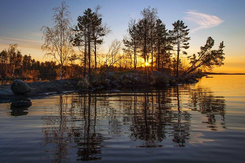 карелия Весенний островphoto preview