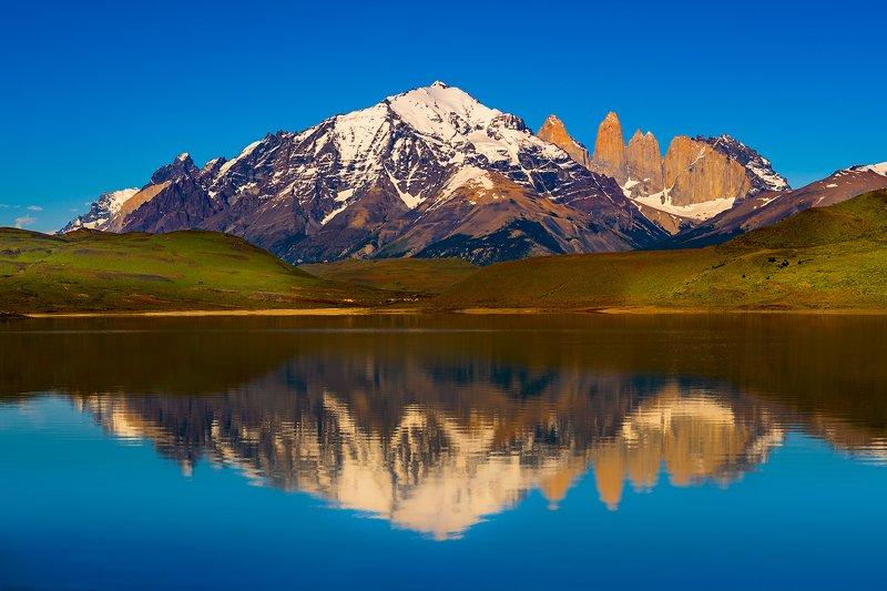 Wczesnym rankiem w Patagoniiphoto preview