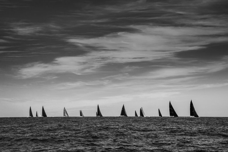 sailing, travel, sea, sport, яхтинг, france, море, путешествие, пейзаж, спорт Côte d'Azur Les Voiles de Saint-Tropez Rolex Cupphoto preview