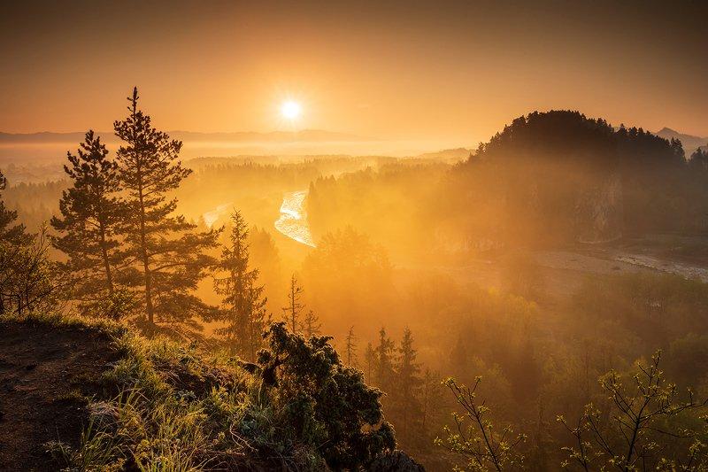 sunrise, poland, mountains Sunrisephoto preview