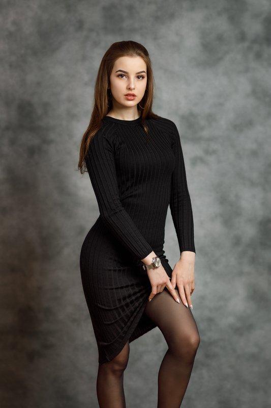портрет, девушка Любаphoto preview