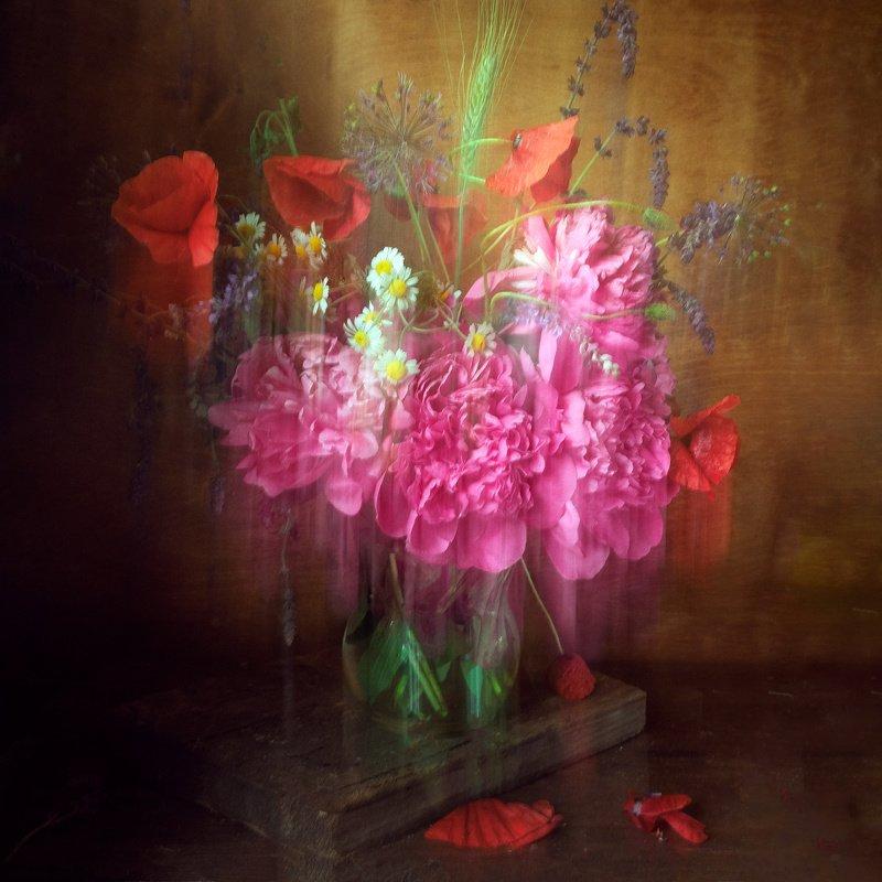 Цветочные, цветные сны, как воплощение весны...photo preview