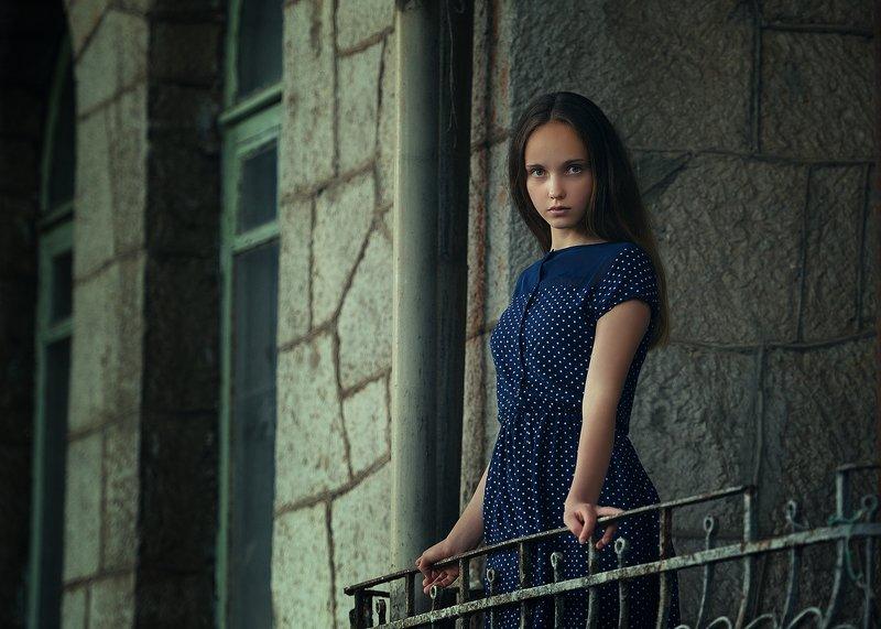 девушка, портрет Софияphoto preview