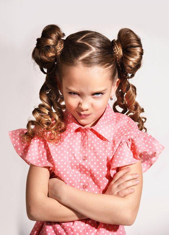 портрет, модель, студия, portrait, fashion, model, girl, emotion portrait, emotion, cute child Златаphoto preview