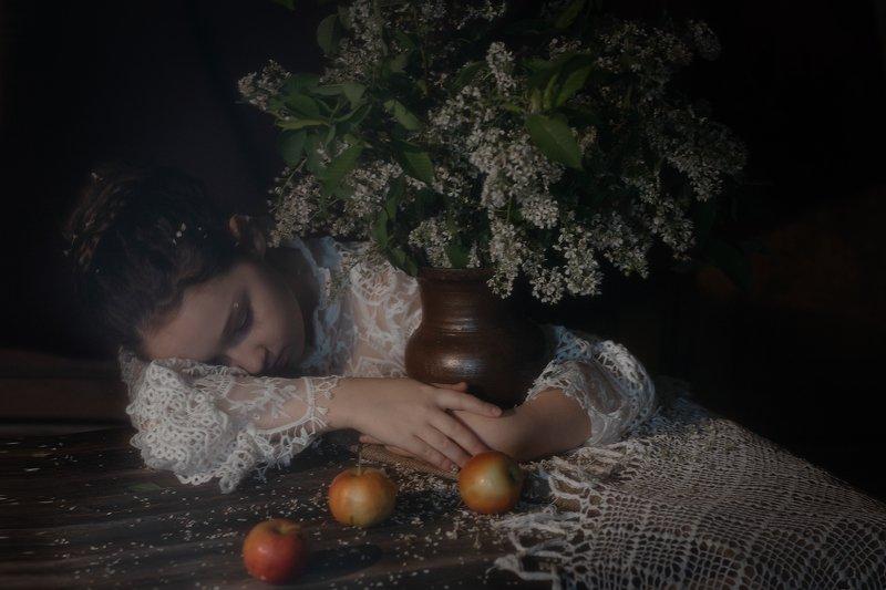 портрет красота девушка арт impressionismphoto preview