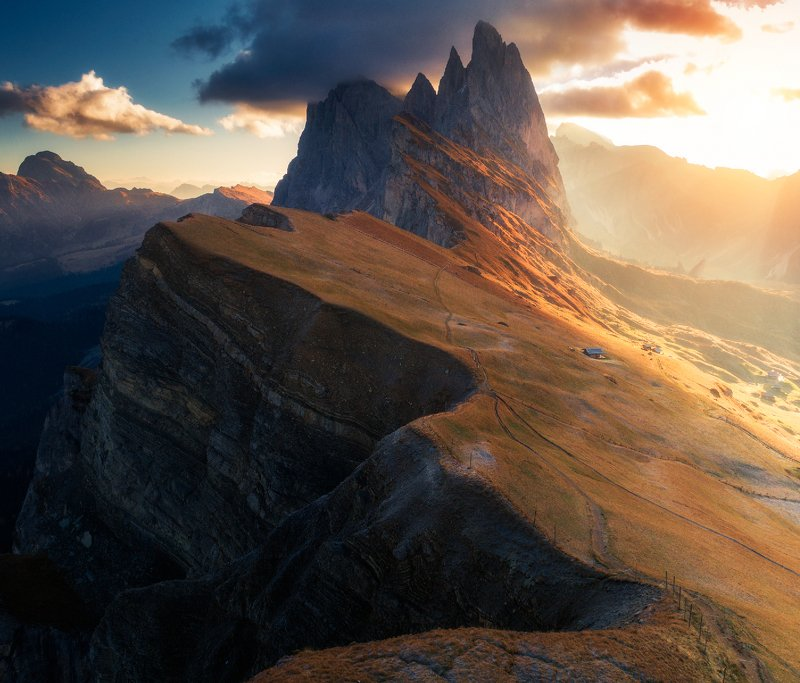 dolomites, italy, mountain Secedaphoto preview
