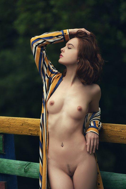 девушка, модель, ню Лизаphoto preview