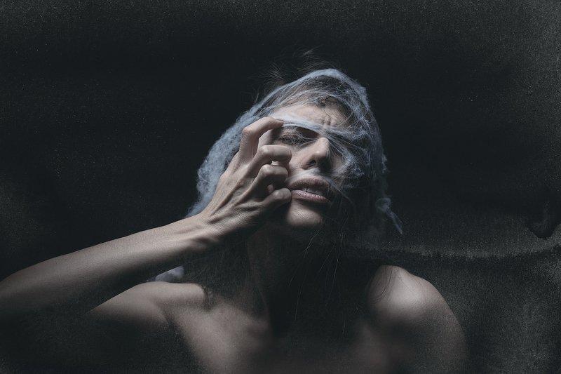 портрет красота девушка арт Дашаphoto preview
