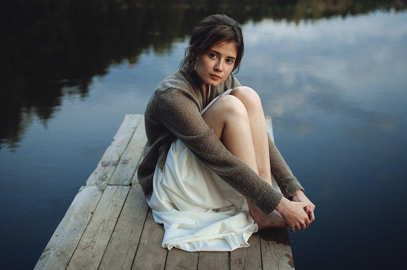 портрет, девушка, удмуртия, вода Миленаphoto preview