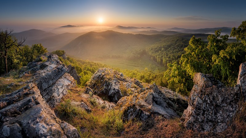 Morning in the Carpathiansphoto preview