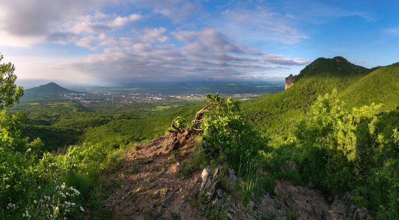 утро,май,бештау,пейзаж,пятигорск Майское утроphoto preview
