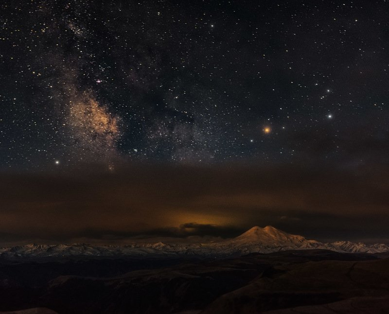 Звездный час Эльбрусаphoto preview