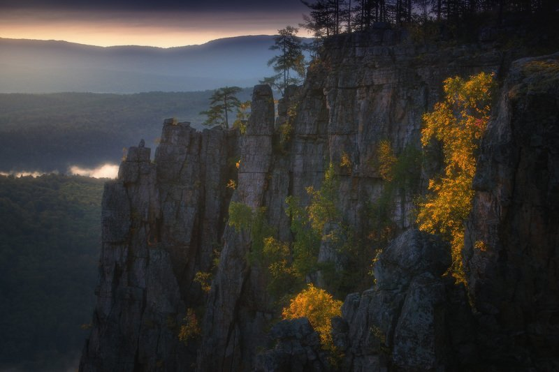 урал, айгир, караташ, горы, рассвет На склонах Айгира (4)photo preview