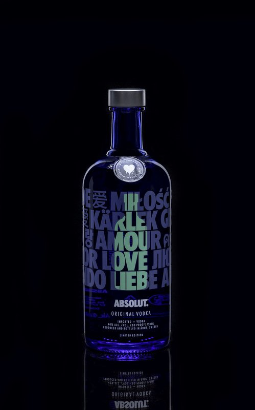 product photography Vodka anyone ? Absolutely :)photo preview