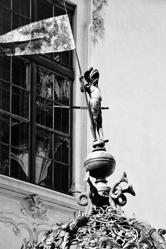 Скульптурный Грацphoto preview