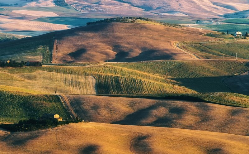 tuscany, тоскана Лоскутное одеялоphoto preview