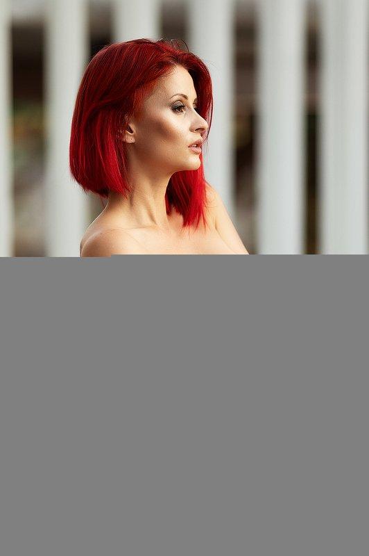 гламур,красотка,erotic, nude ,melefara, photographer, photo, эротика , фотограф ,рыжая Diana Redfoxphoto preview
