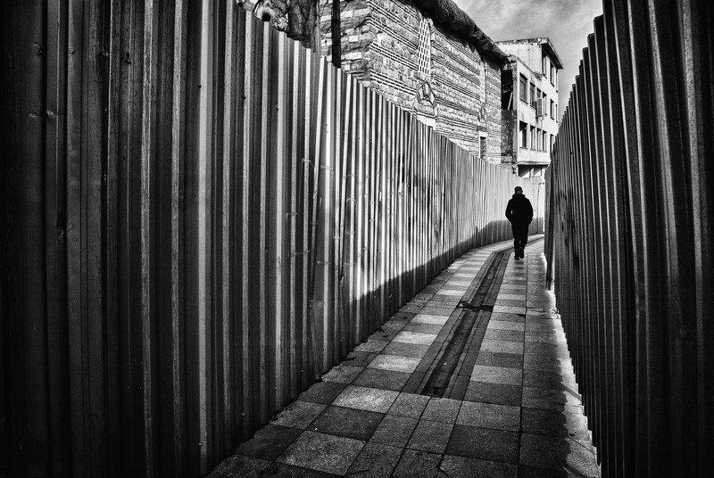 Blackandwhite, Street Personphoto preview