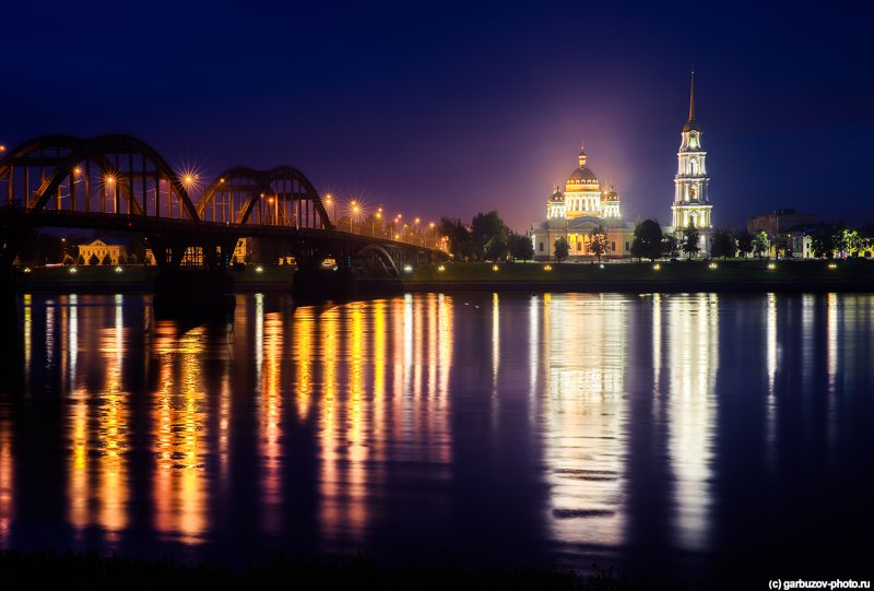 Рыбинск. Спасо-Преображенского соборphoto preview