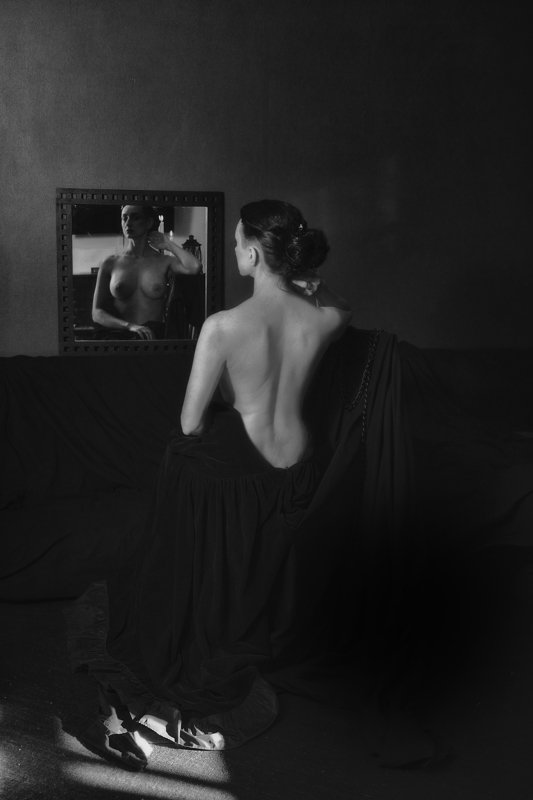 fine art , постановочная фотография ,жанровый портрет, photo preview