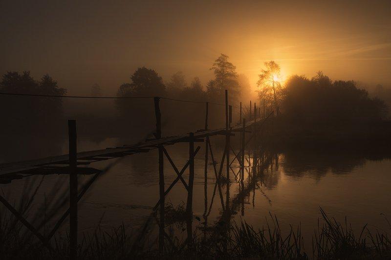 The Sunrise Bridgephoto preview