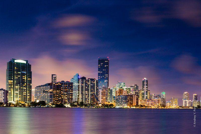 Downtown, Miami, Usa, Америка, Майами, Сша Downtown Miamiphoto preview