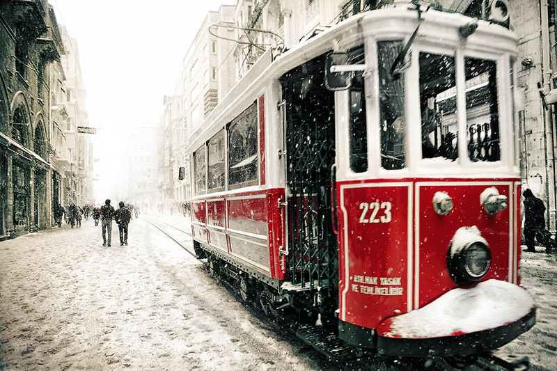 Трамвай на Бейоглуphoto preview