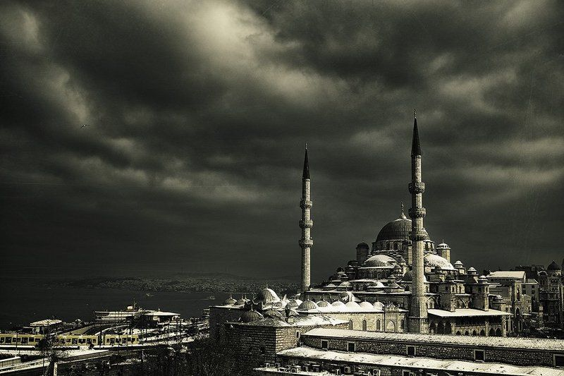 Стамбул - город контрастовphoto preview