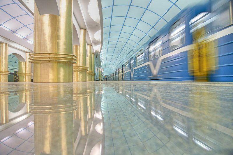 Ещё раз о метро.photo preview