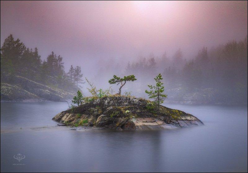 Мистика Ладожского озера...photo preview