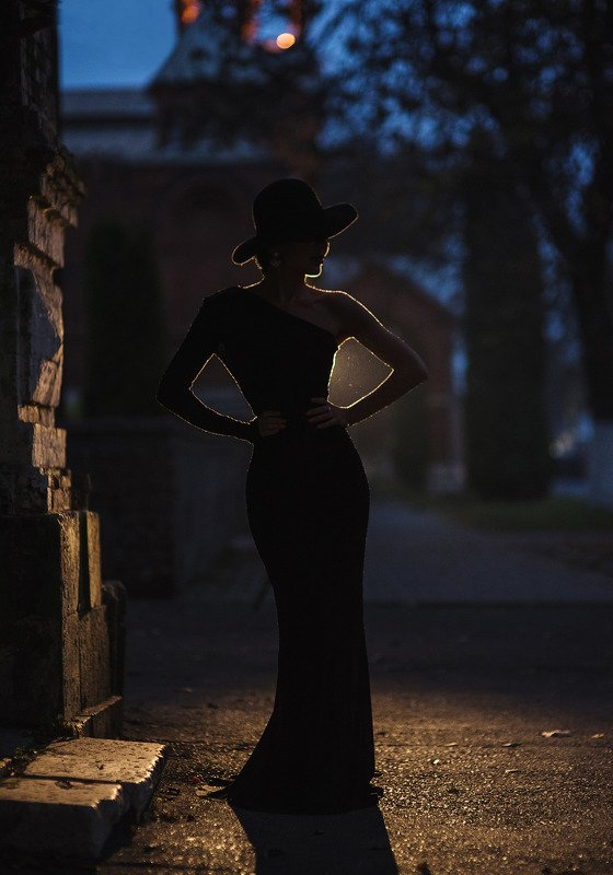 Ночной свет. фото превью