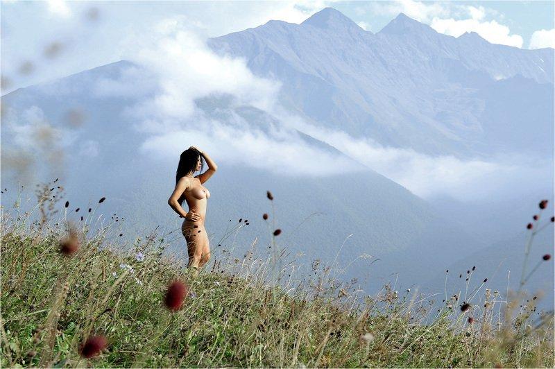 высоко в горах...photo preview