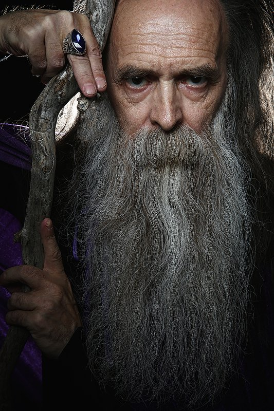 алхимик, мудрец, перстень, волшебник, мужской портрет, мужчина Алхимикphoto preview