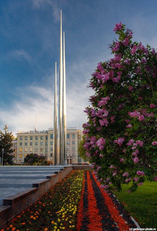 Памятник героическим защитникам Тулы в 1941 гphoto preview