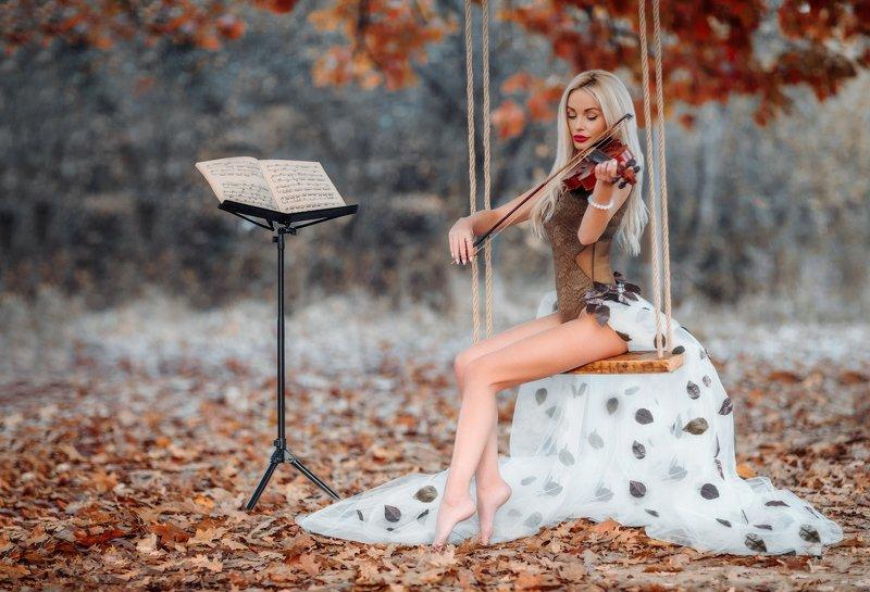 Осенняя мелодия фото превью