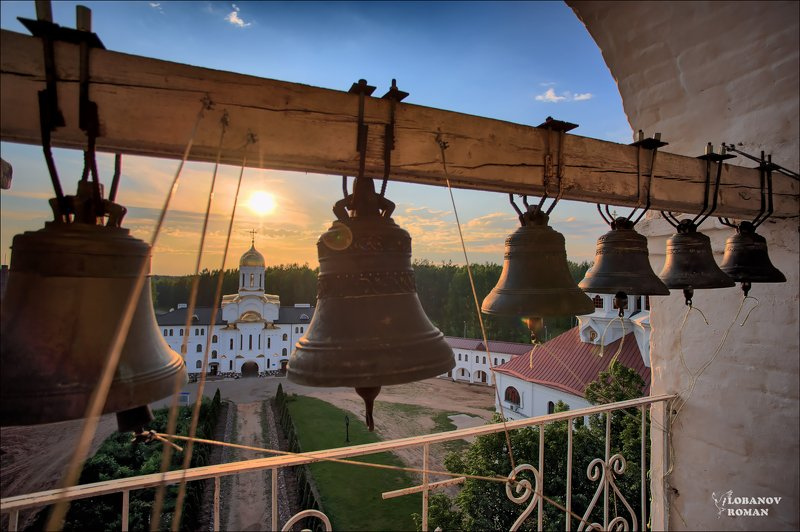 Женский монастырь Лобанов Пересвет  Сольбаphoto preview