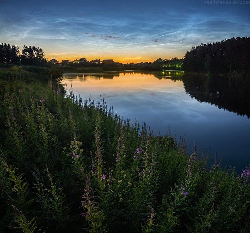 екатеринбург, ночь, яковлевфототур, фототур, василийяковлев, серебристые облака Серебристые облака 16.06.2020 фото превью
