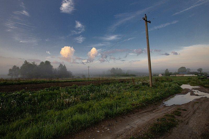 #юхновский район #упрямово #калужскаяобласть Вот моя деревняphoto preview