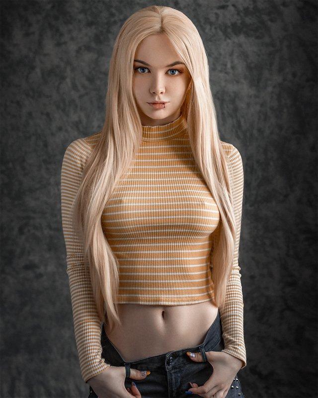 art, portrait, girl, model, арт, портрет, девушка, модель Sasha фото превью