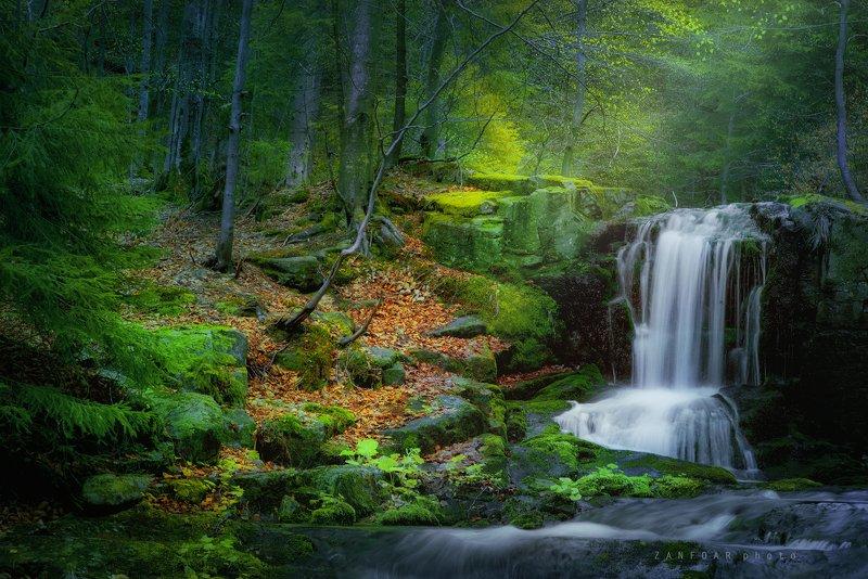 водопады,водопад,zanfoar,czech republic,czechia,moravia,bohemia,чехия,nikon d750 водопады II.photo preview