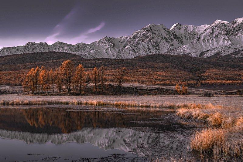 джангысколь,осень,горный алтай,северо-чуйский хребет Вспоминая о прошлом с надеждой на будущее...photo preview