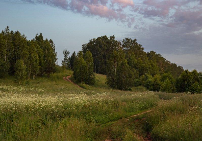 утро  состояние пейзаж обобщение Светаетphoto preview
