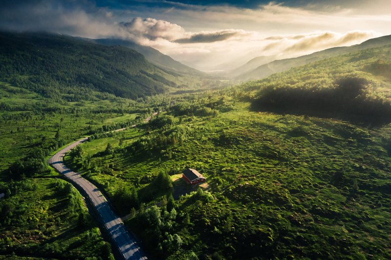 norway,landscape,light,drone Valleyphoto preview
