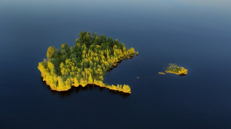 Островок в Лососинномphoto preview