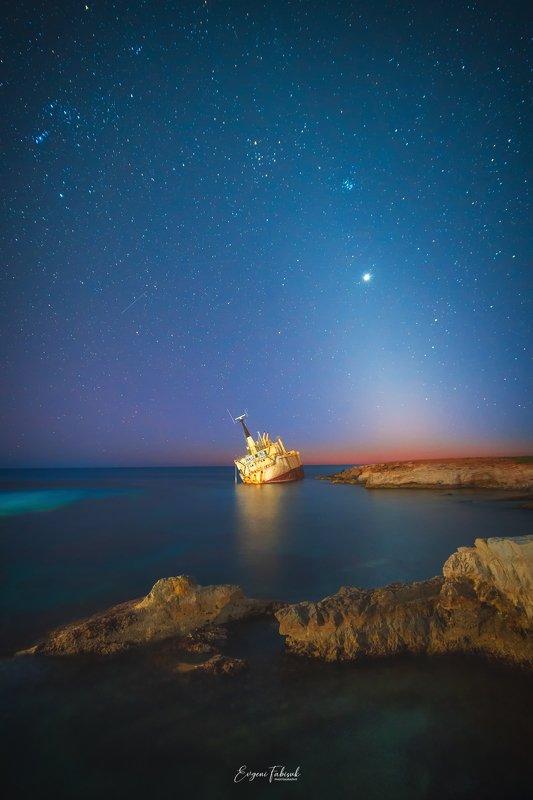 Звездная ночь фото превью