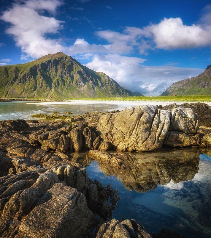 lofoten,norway,summer,nature,landscape,north, Lofoten summertimephoto preview
