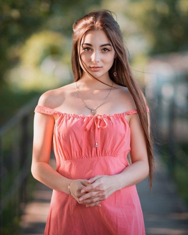 девушка, портрет Маришаphoto preview