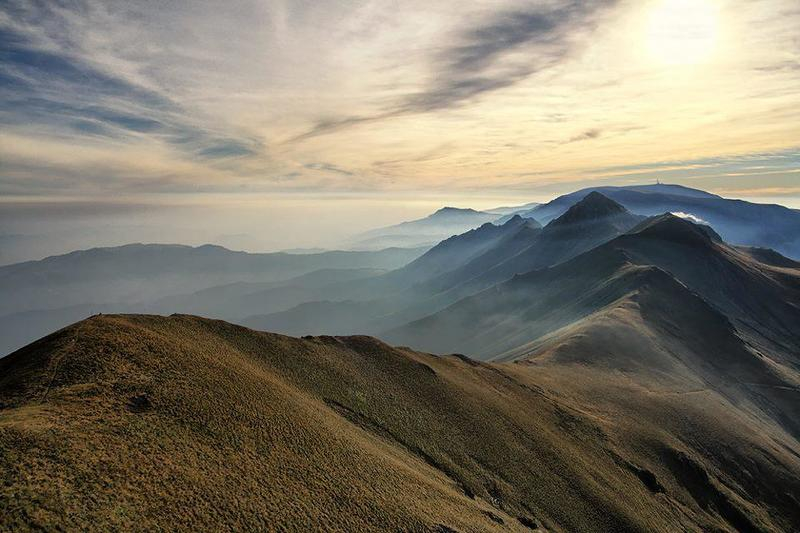 Central park, moutain of Stara planina, Bulgariaphoto preview