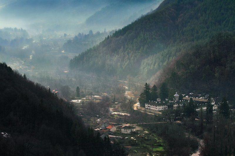 Troyan monastry, Bulgariaphoto preview